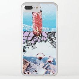 Kauai (waimea canyon) Clear iPhone Case