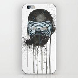 Kylo Ren - Empty Mask iPhone Skin