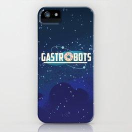 GastroBots Logo iPhone Case