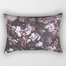 floral Rectangular Pillow