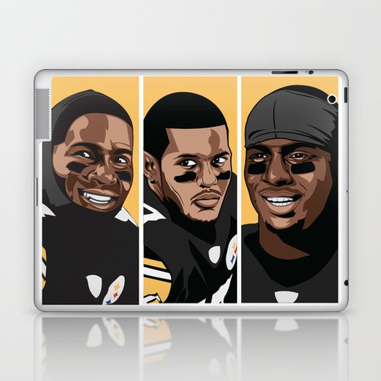Young Money Laptop & iPad Skin
