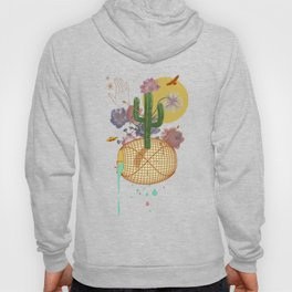 SPACE TIME DESERT Hoody