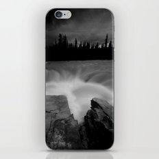 Athabasca Falls iPhone & iPod Skin