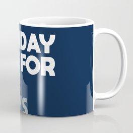 Sunday are for the Boys Coffee Mug