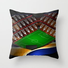 The Innsbruck Throw Pillow
