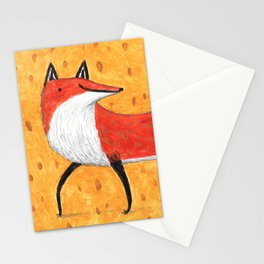Sassy Little Fox Stationery Cards