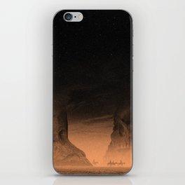 Blood Meridian iPhone Skin