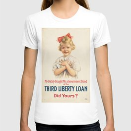 Vintage poster - Third Liberty Loan T-shirt