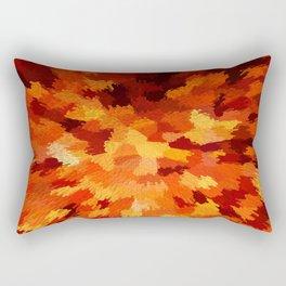 Digital Exsplosion Rectangular Pillow