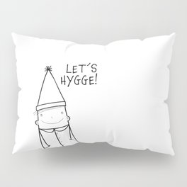 Scandinavian Hygge illustration art Pillow Sham
