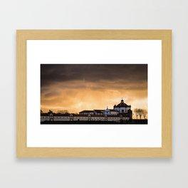 Serra do Pilar Framed Art Print