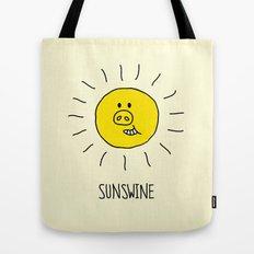 Sunswine Tote Bag