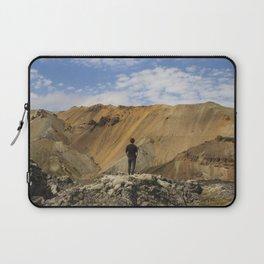 ICELAND IV Laptop Sleeve