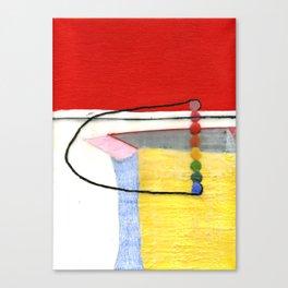 Rainbow Box Canvas Print