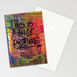 Nice Picture Stationery Cards