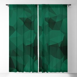 Emerald Blackout Curtain