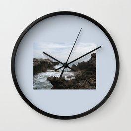 The Thunder Rolls Wall Clock