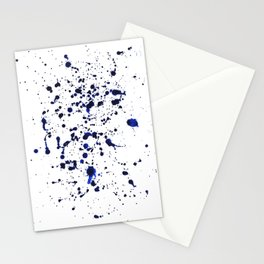 spray spots Stationery Cards