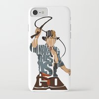 indie iPhone & iPod Cases featuring Indie by Ayse Deniz