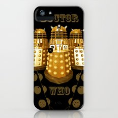 Doctor Who iPhone SE Slim Case