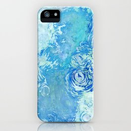 Water ceilling iPhone Case