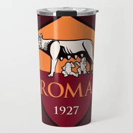 AS Roma Travel Mug