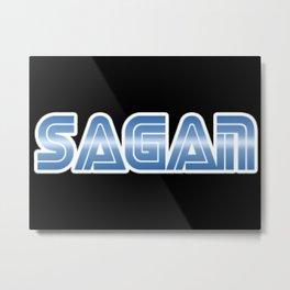 Sagan Metal Print