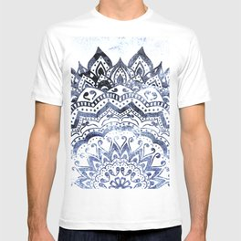 BLUE ORION JEWEL MANDALA T-shirt