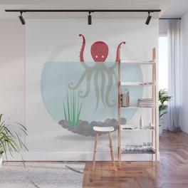 Release the Kraken! Wall Mural