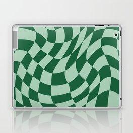 Play Checkers Sage Laptop & iPad Skin