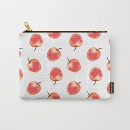 apples pattern Carry-All Pouch