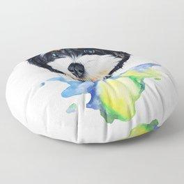 Shih tzu puppy Floor Pillow