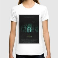 evil dead T-shirts featuring Evil Dead (2013) Movie Poster by desistfilm