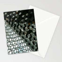 Harpa,  concert hall and conference centre Stationery Cards