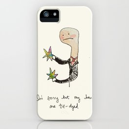 I'm sorry but... iPhone Case