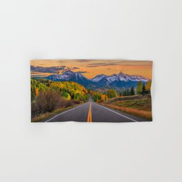 The Road To Telluride Hand & Bath Towel