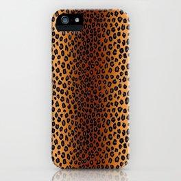 CHEETAH SKIN iPhone Case