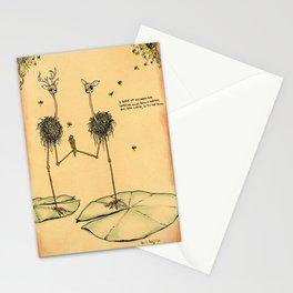 A Slice of Macaroni Stationery Cards