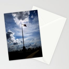 Old Glory Over Fort Sumter Stationery Cards