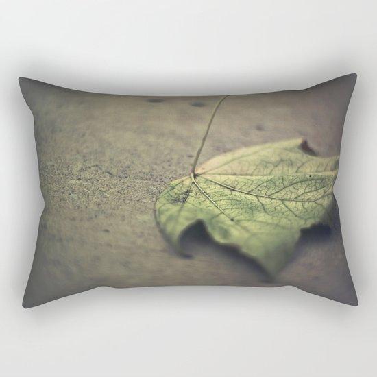 I'm going through changes Rectangular Pillow