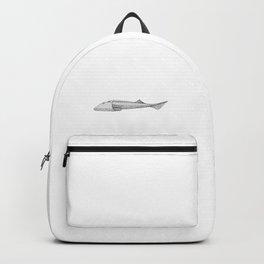 Hello, Strange Fish Friend Backpack