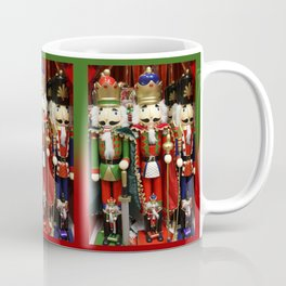 Nutcracker Soldiers Coffee Mug