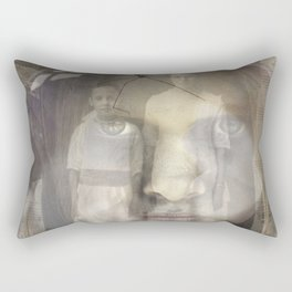 Creep Rectangular Pillow