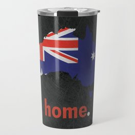 Australia Proud Travel Mug