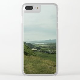 Heights of Cumbria Clear iPhone Case