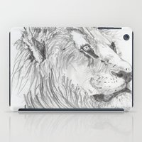 leon iPad Cases featuring Leon by Amy Lawlor Creations