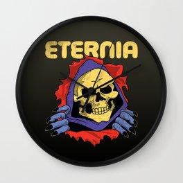 eternia. Wall Clock