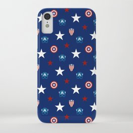 The Star Spangled Man With A Plan iPhone Case