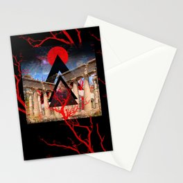 Visions and Illusions Stationery Cards