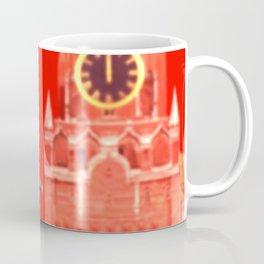 SquaRed: The Clocks Coffee Mug
